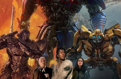 Transformers The Last Knight - Bande Annonce Japonaise VO