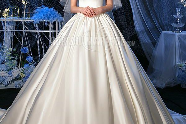 Le choix de robe de mariée est immense