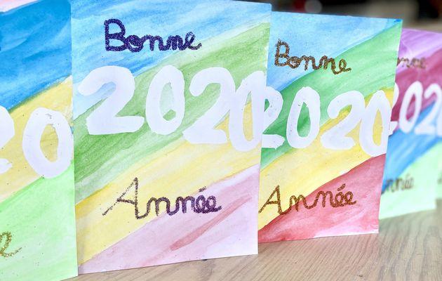 Nos cartes de voeux 2020!
