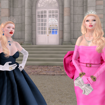 New avatars and gowns!