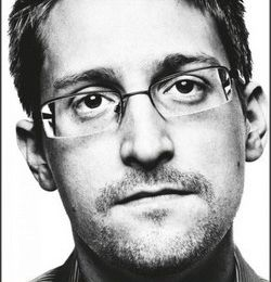 Mémoires vives - Edward Snowden