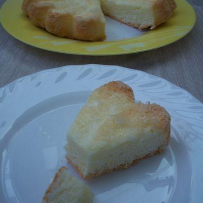 gâteau lorrain (sans gluten)