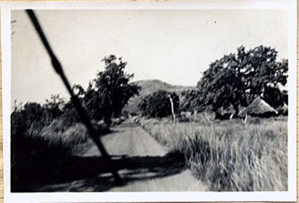 Route Siby 1952