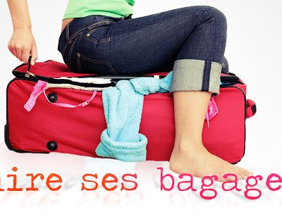 Mission impossible: Que met-on dans sa valise ?