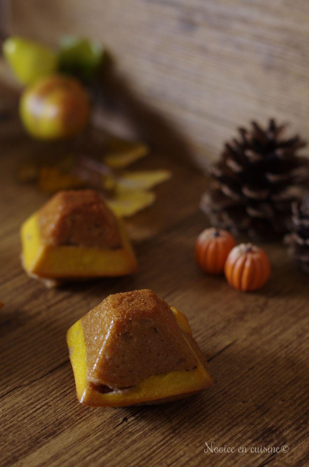 Marbrés potimarron/crème de marron