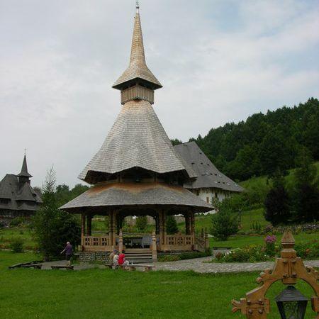 Barsana, Roumanie en camping-car