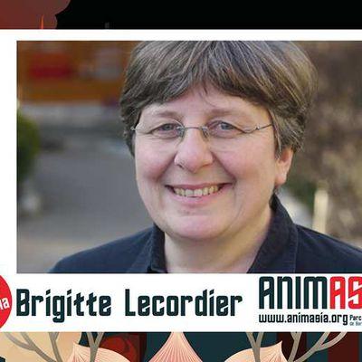 INTERVIEW DE BRIGITTE LECORDIER LA VOIX DE DRAGON BALL