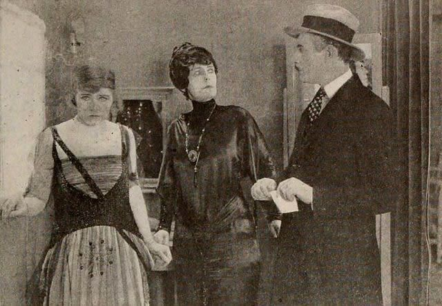 Ethel Clayton, Mayme Kelso, et  Lew Cody
