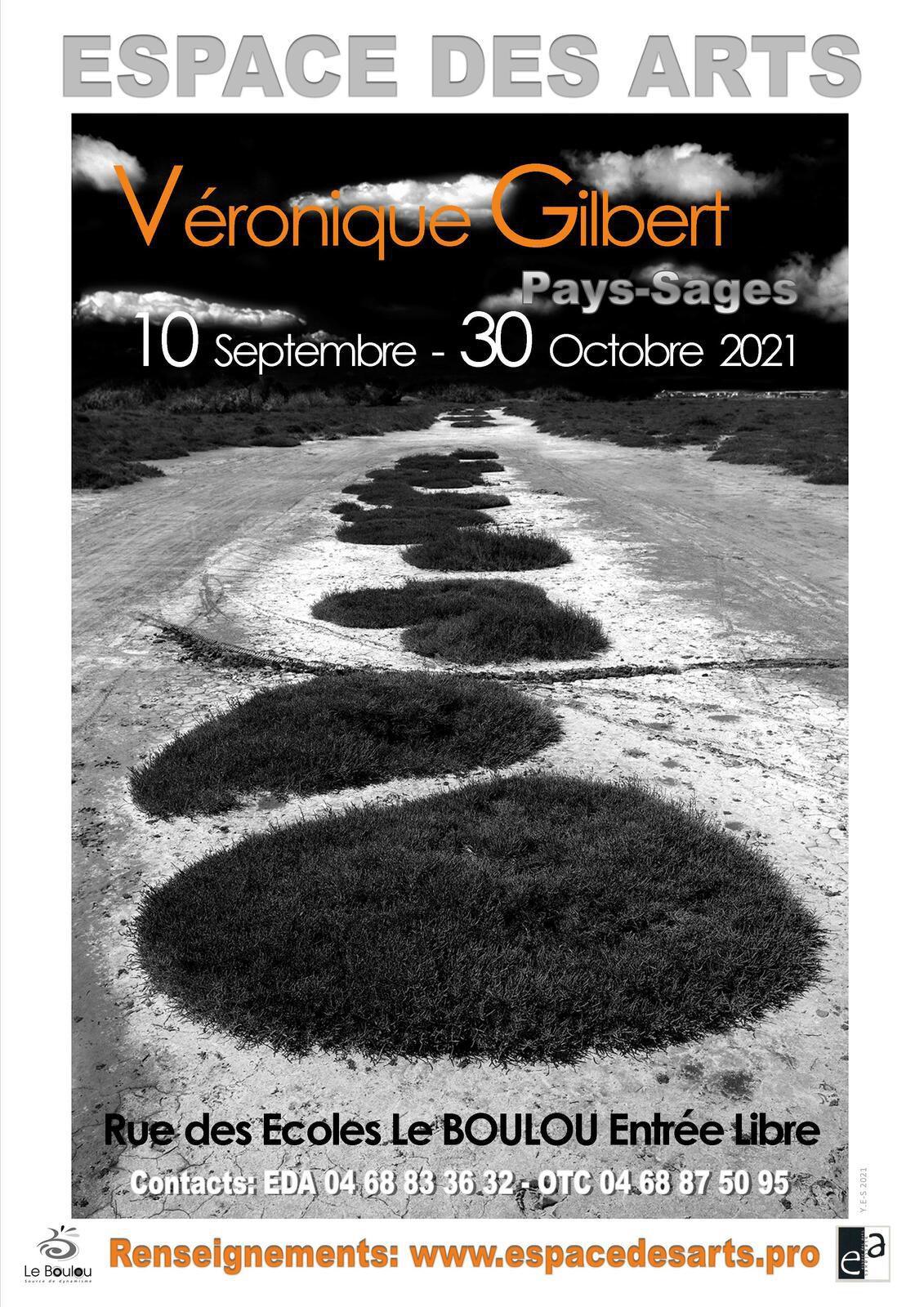 Ronde du temps - Véronique Gilbert - Musée de Sérignan (MRAC) - Château de Valmy -