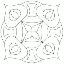 latest embroidery pattern