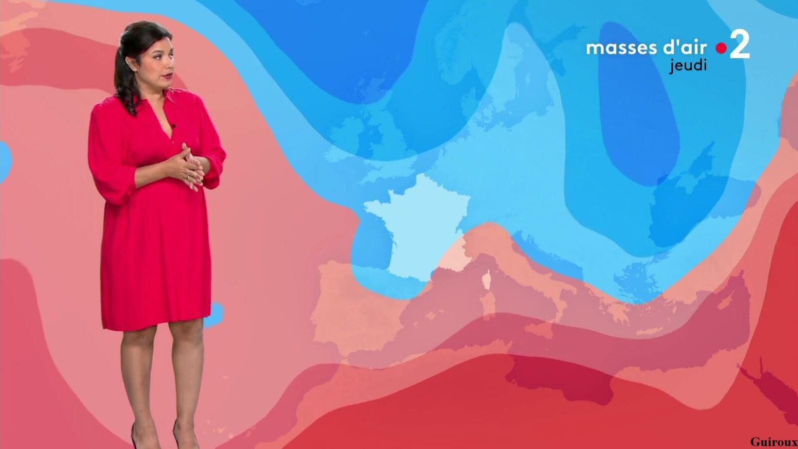 Anaïs Baydemir 19/09/2021 Journaux météo du soir