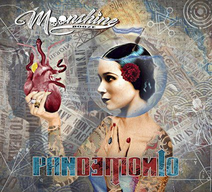 💿 Moonshine Booze • Pandemonio