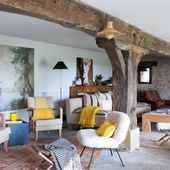 Interiors: Blending vintage and new in a centuries-old storehouse - Telegraph
