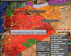 Situation militaire en Syrie au 11 avril 2021 (Southfront)
