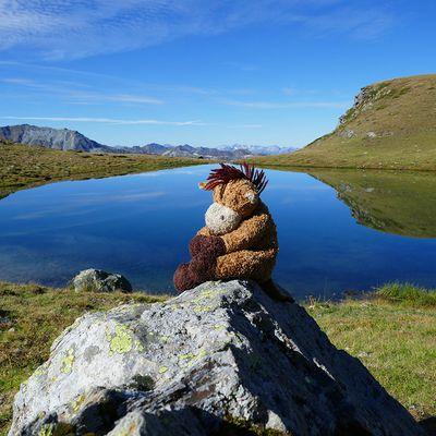 Aux lacs Riondet - Peisey-Nancroix