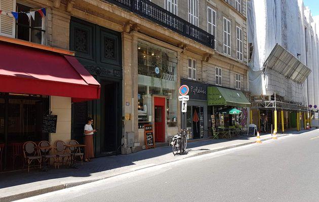 Ibrik (Paris 9) : Alors ce gâteau pistache?