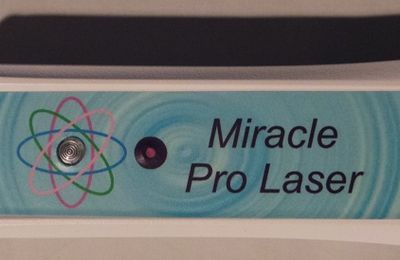 The Miracle Pro Laser ™ (World's Best Low-Level Laser!