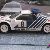 FASCICULE N°37 FORD RS 200 1986 SWEDEN RALLY IXO 1/43 - car-collector.net