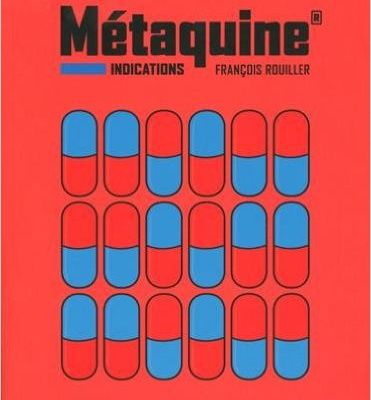 METAQUINE - UN ROMAN D'ANTICIPATION