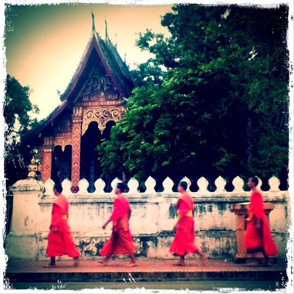 colors of Laos