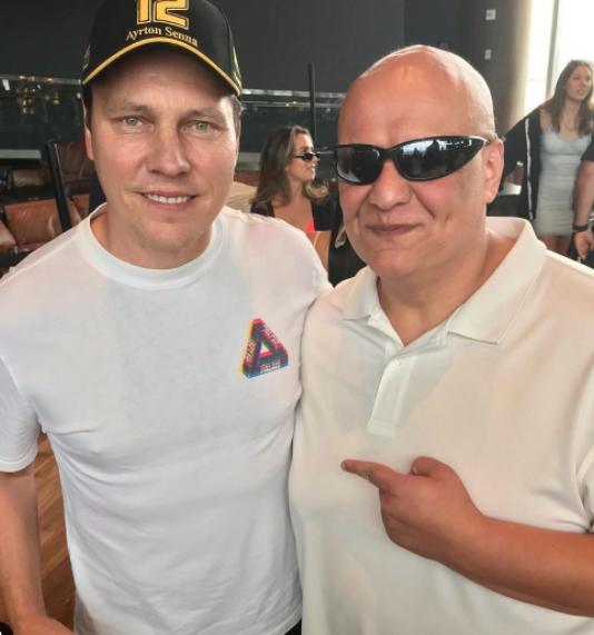 Tiësto photos, vidéos   HQ2 Beachclub   Atlantic City, NJ - august 21, 2021
