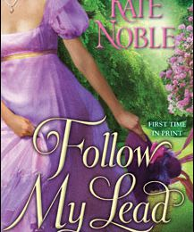 Follow my lead - Kate Noble