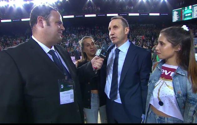 David Blatt et le Darussafaka Istanbul remportent l'EuroCup !