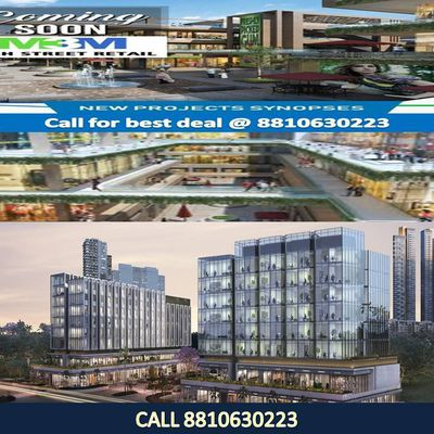New Commercial Property in Gurgaon|| 9821231006