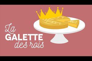 La galette des Rois/ Entre histoire & gourmandise (Les carnets de Julie & Jean-Paul Pignol, meilleur ouvrier de France 2017)...