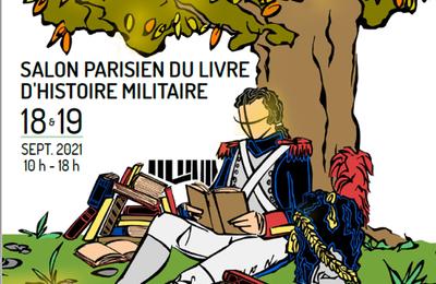 18 et 19 sept. : 4e salon parisien du livre d'histoire militaire.