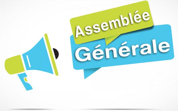 Assemblée Générale : le 17 octobre