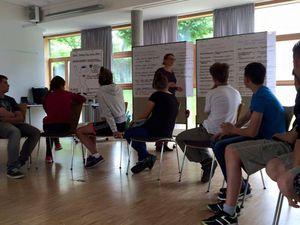 Mittelschule Veitshöchheim nimmt an deutsch-polnischen Austausch teil