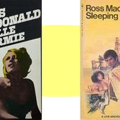 Ross Macdonald : La belle endormie (1973) - Le blog de Claude LE NOCHER