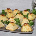 Pyramides de riz aux légumes (et mon idée menu à 5 SP )