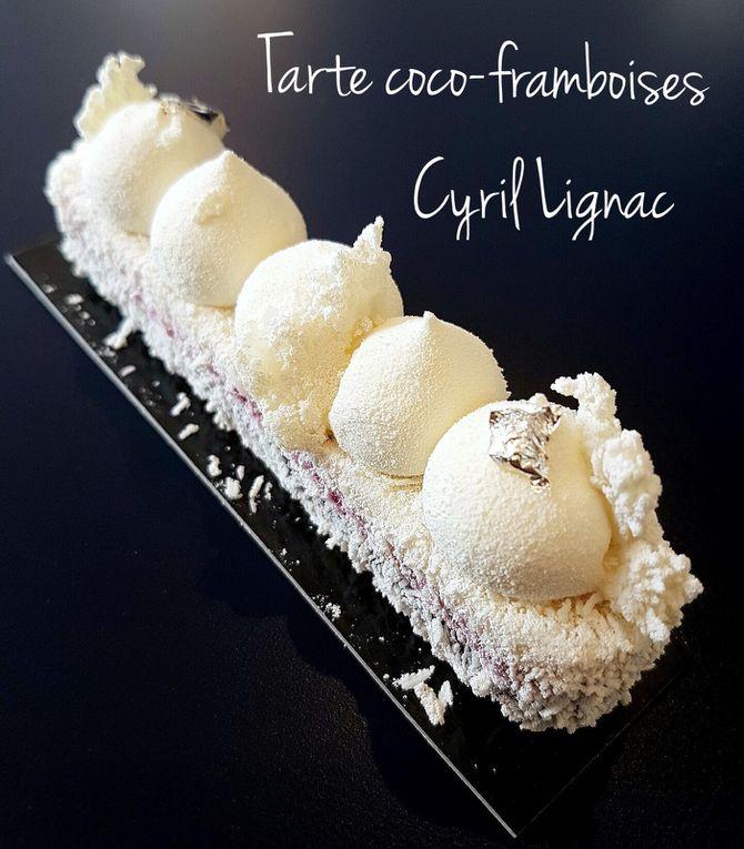 Pâtisserie, bistrot et chocolaterie de Cyril Lignac... Un petit coin de rue au paradis de la gourmandise.
