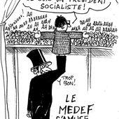 Le MEDEF s'amuse ... - Commun COMMUNE [El Diablo]