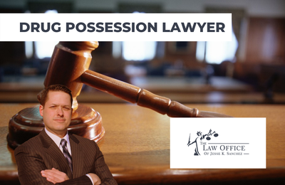 Hire a Drug Possession Lawyer