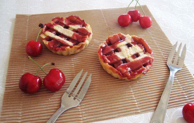 Cherry Pie (tourte à la cerise)