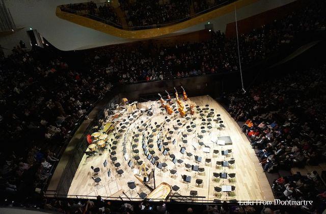 Un dimanche à la Philharmonie de Paris