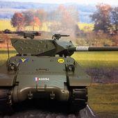 Chasseur de chars TD M10 au 1/43 (Altaya/Ixo) -