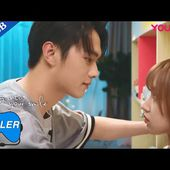 ZGDX Trailer: A cute girl is joining this comedy boy group? | Falling Into Your Smile | YOUKU