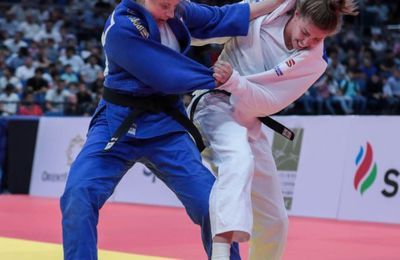 Sur quelle chaîne suivre Le Grand Slam de Tashkent (IJF World Tour) en direct ce week-end ?