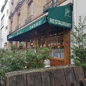 Lily de Neuilly (Neuilly sur Seine) : Immuable sans être vieillot - Restos sur le Grill - Blog critique des restaurants de Paris indépendant !