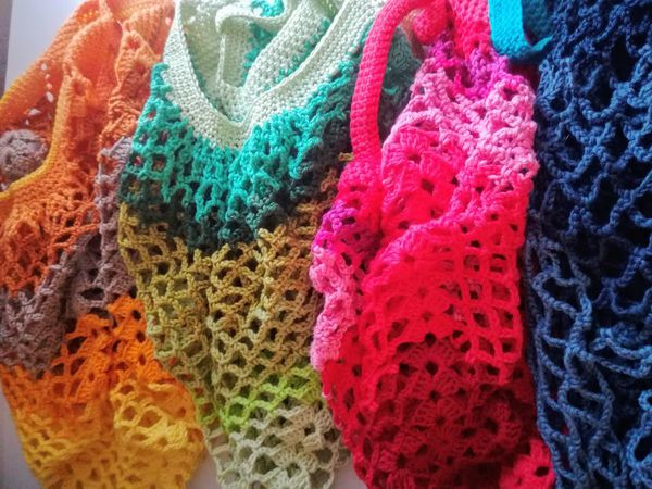 serial crocheteuses & more n°493 couleurs