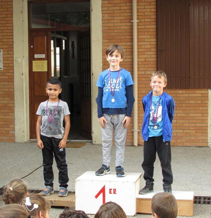 Félicitations aux médaillés !