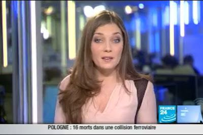 2012 03 05 @06H35 - PAULINE GODART, FRANCE 24, PARIS DIRECT