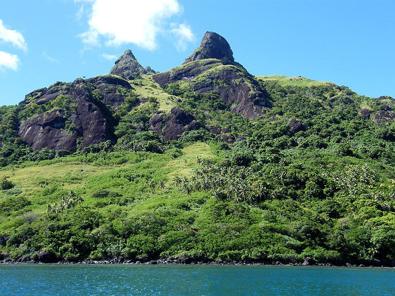 Photos et images rapportées de notre séjour aux Fidji.