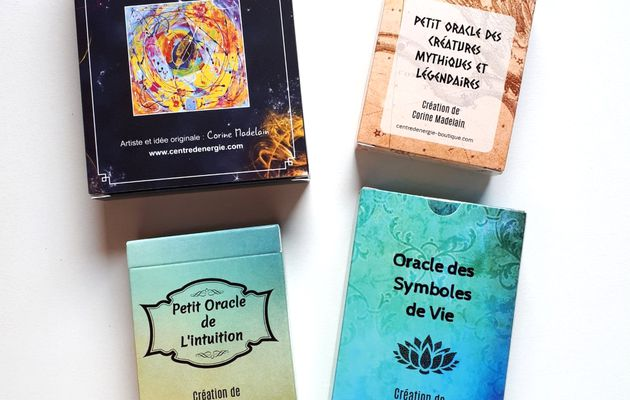 Mes 4 oracles