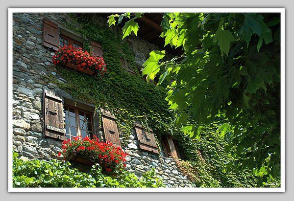 Yvoire en Haute Savoie (2007)