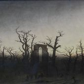 Caspar-David Friedrich - LANKAART